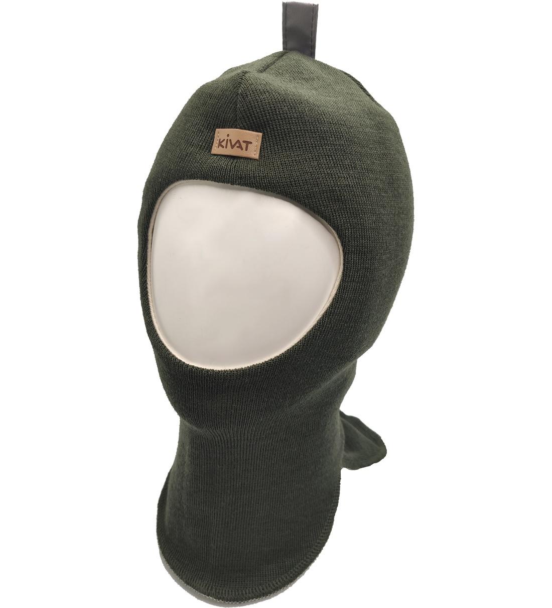 Купить 495 (85), Шлем для мальчиков Kivat цв. Зеленый р-р. 2,
