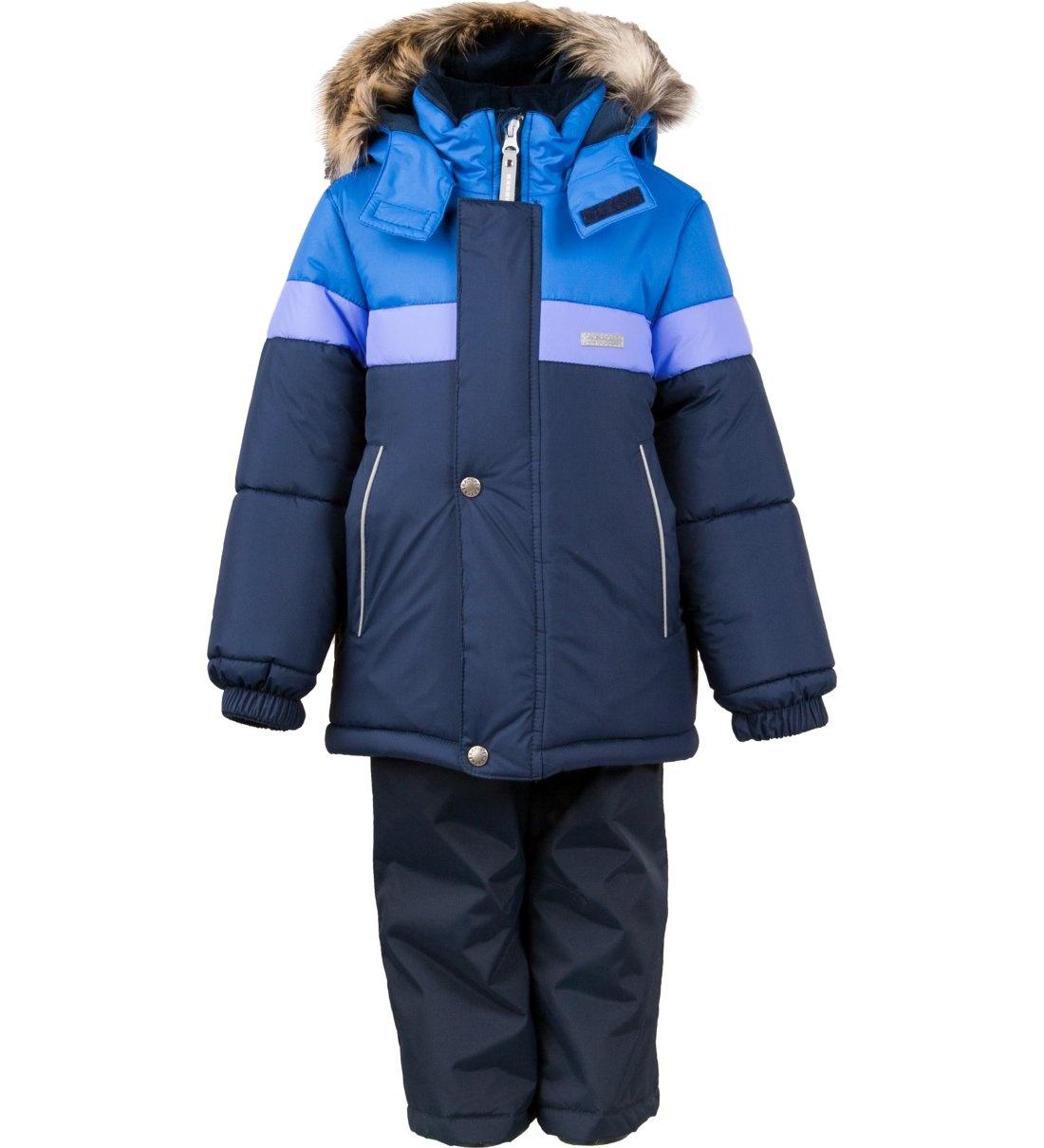 Комплект куртка + полукомбинезон для мальчиков Kerry
