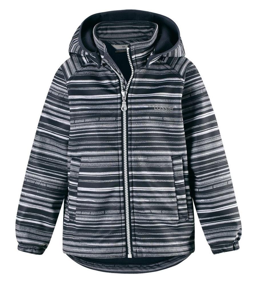 Купить 721723-9791, Куртка для детей Lassie цв. серый р-р. 128,