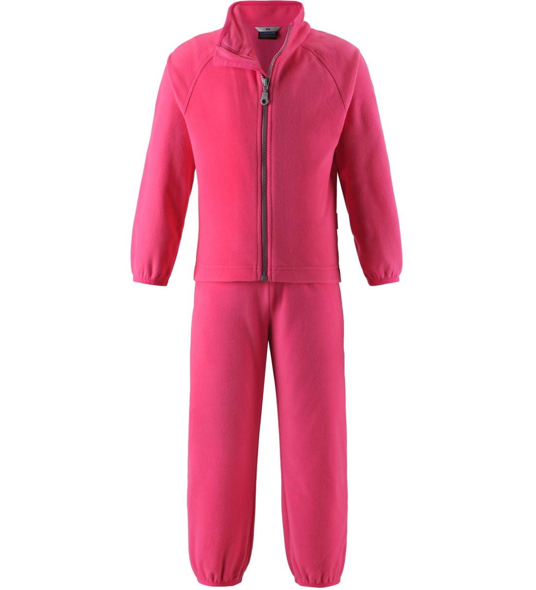 Купить 726700-4440, Комплект для девочек Lassie цв. розовый р-р. 134,