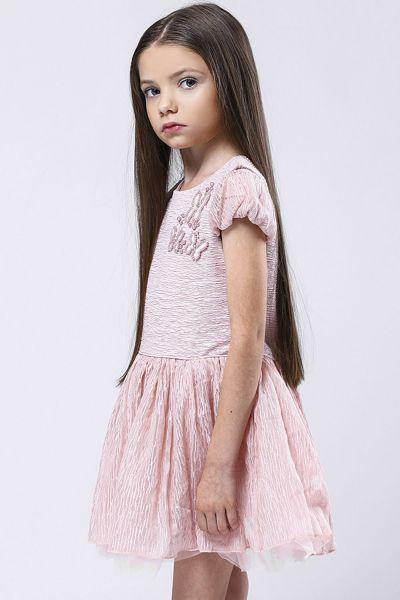 Платье Amigo7seven цв. розовый р.92 98