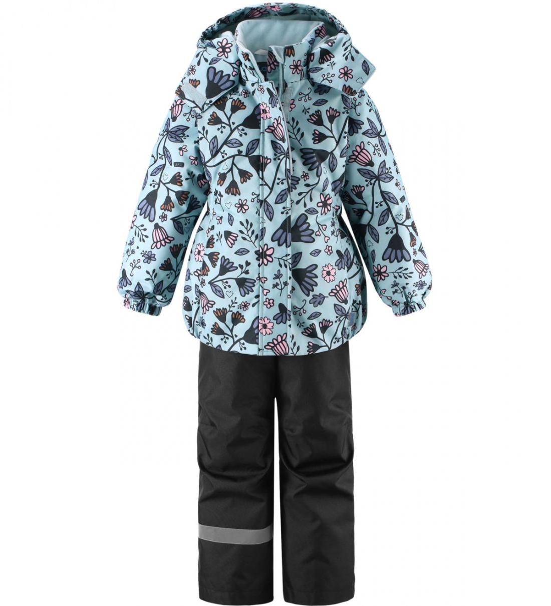 Комплект куртка + брюки для девочек Lassie