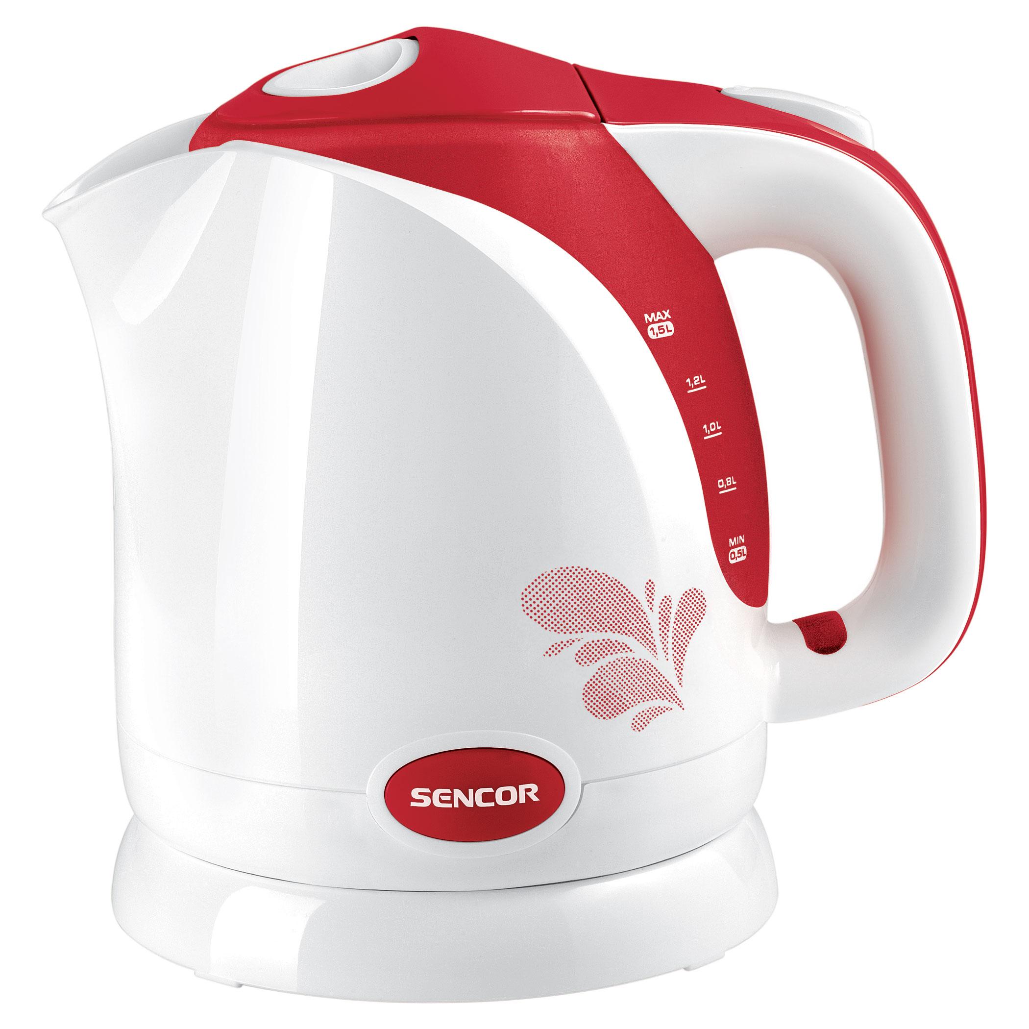 Чайник электрический Sencor SWK 1504RD