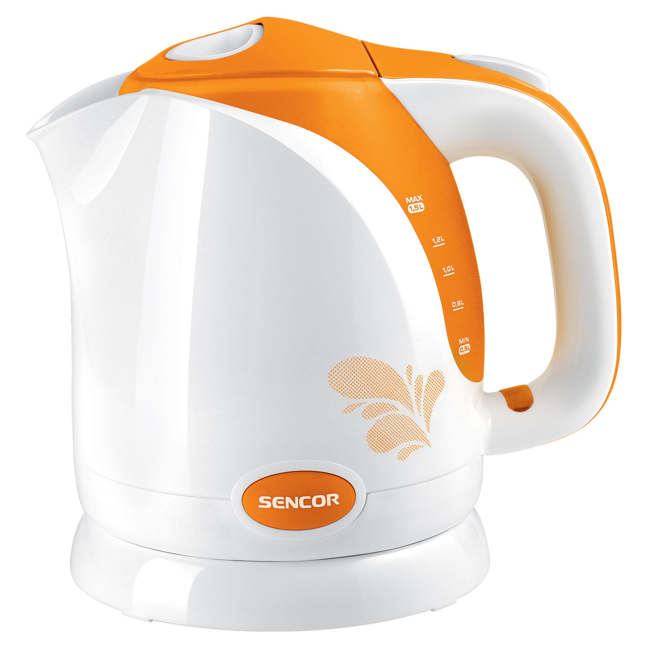 Чайник электрический Sencor SWK 1503OR