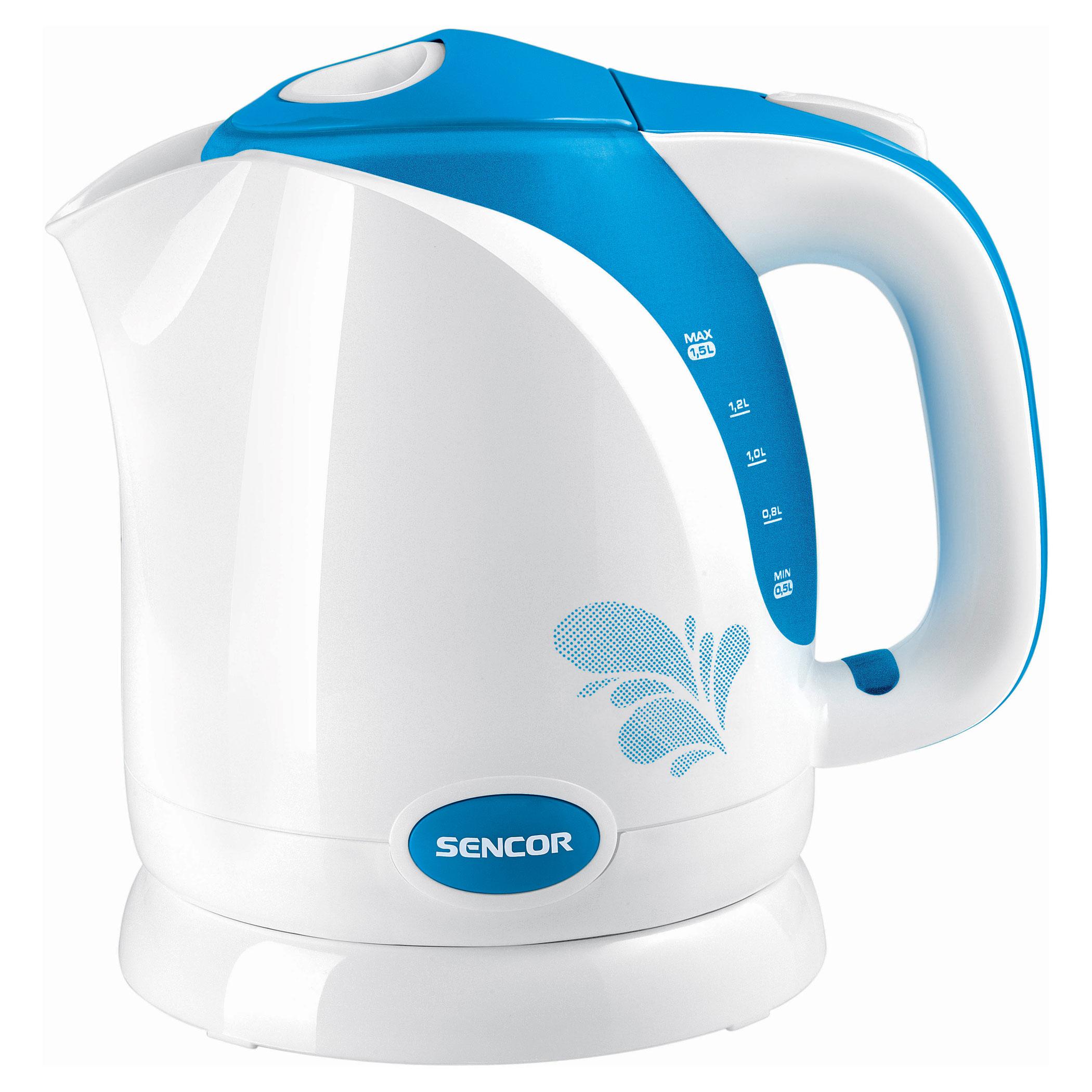 Чайник электрический Sencor SWK 1502BL