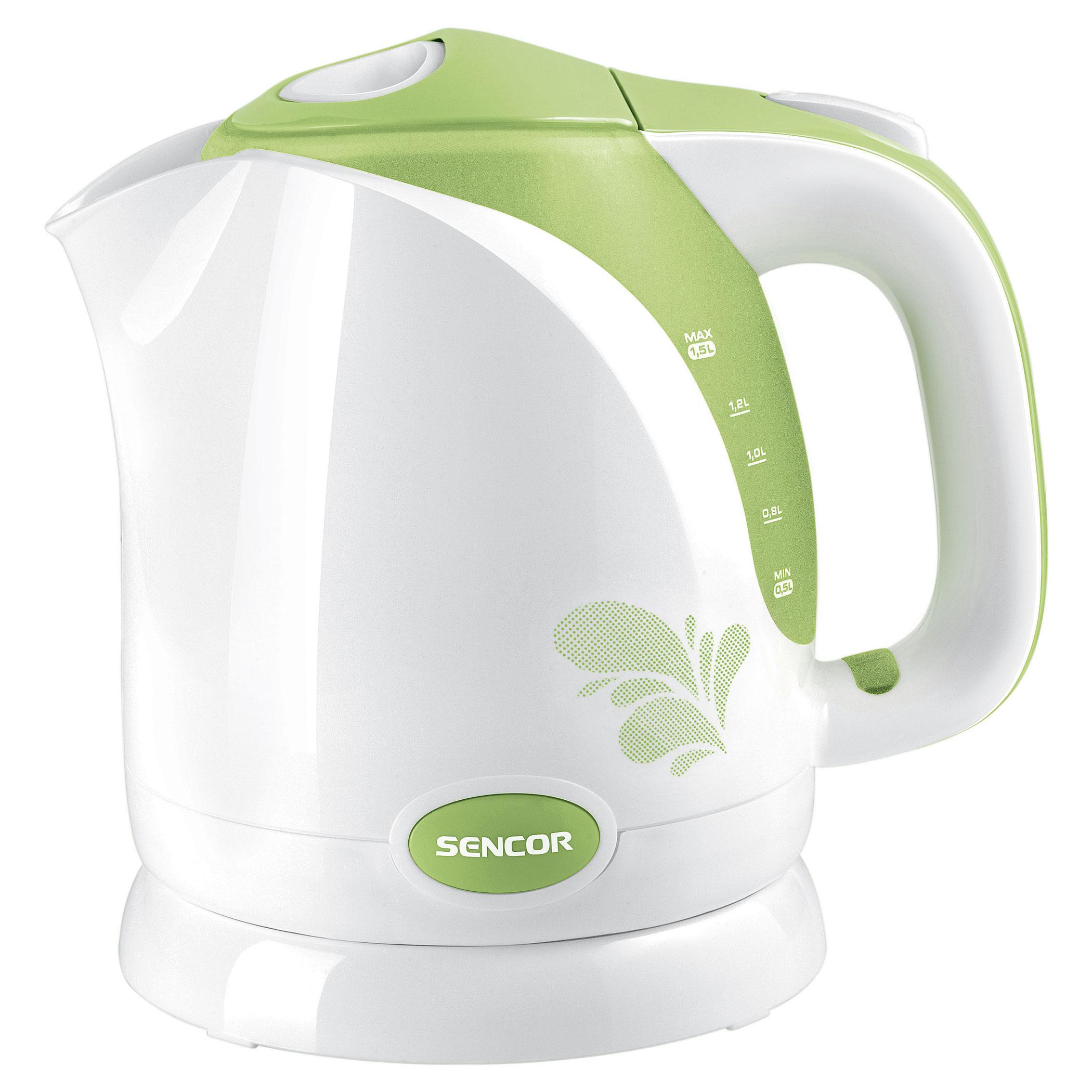 Чайник электрический Sencor SWK 1501GR