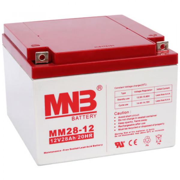 Аккумулятор для ИБП MNB MM 28 12