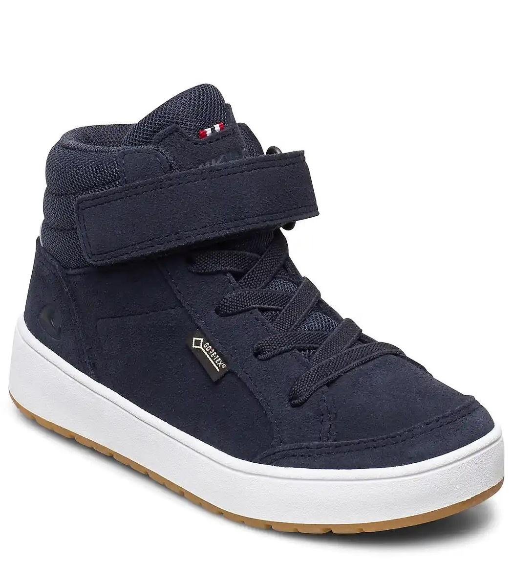 Купить 3-90150-5, Ботинки для детей Viking цв. синий р-р. 39,