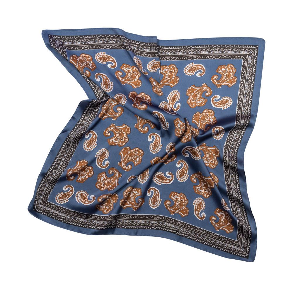 Шейный платок женский OTOKODESIGN 54143 разноцветный, 60x60 см