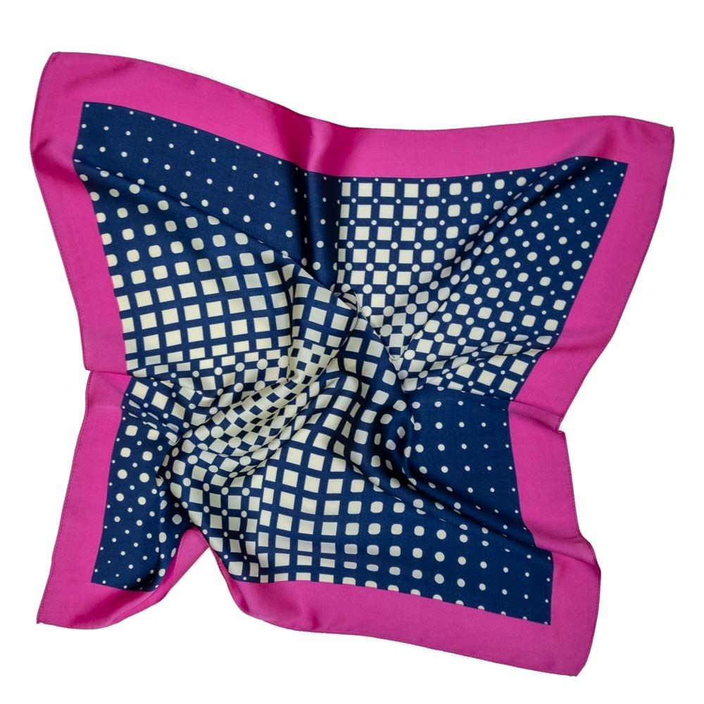 Шейный платок женский OTOKODESIGN 53994 разноцветный, 60x60 см