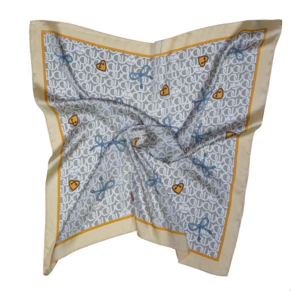 Шейный платок женский OTOKODESIGN 53993 разноцветный, 60x60 см