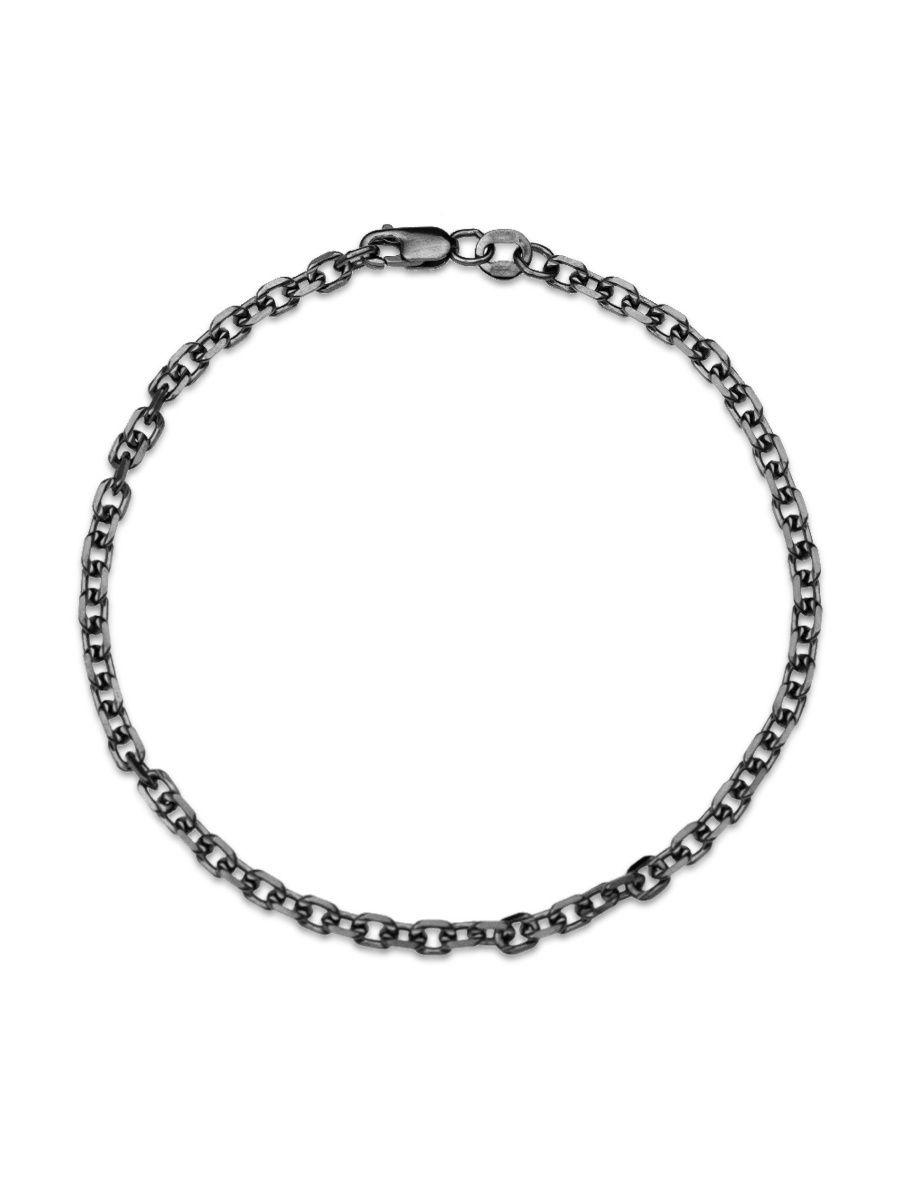 Браслет TOP CRYSTAL 40676181 из серебра, р. 20