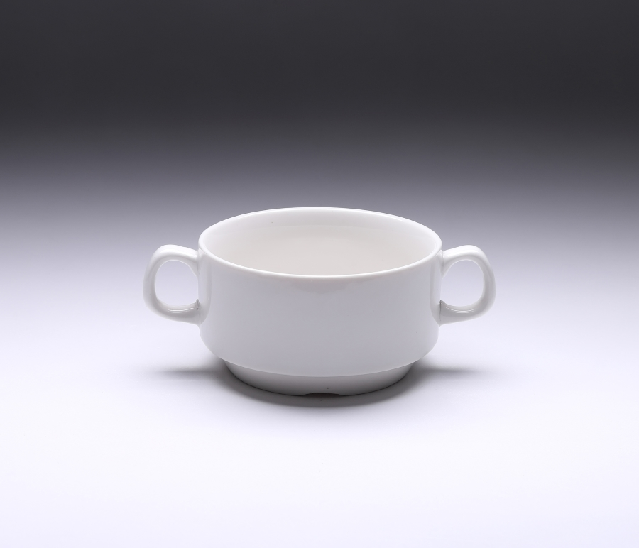Бульонная чашка 300мл ''Tvist Ivory'' RSL