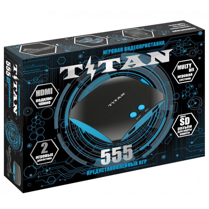 Игровая приставка Магистр Titan 555 игр (MTH