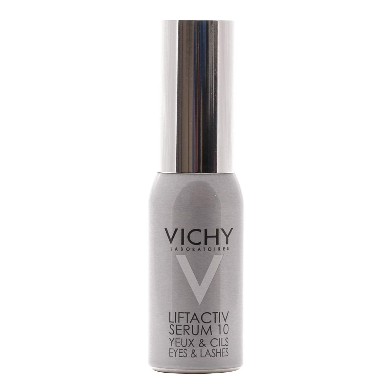 Сыворотка Vichy для глаз и ресниц LiftActiv Serum 10 фото