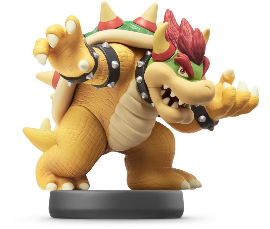Фигурка amiibo Боузер (коллекция Super Smash Bros.)