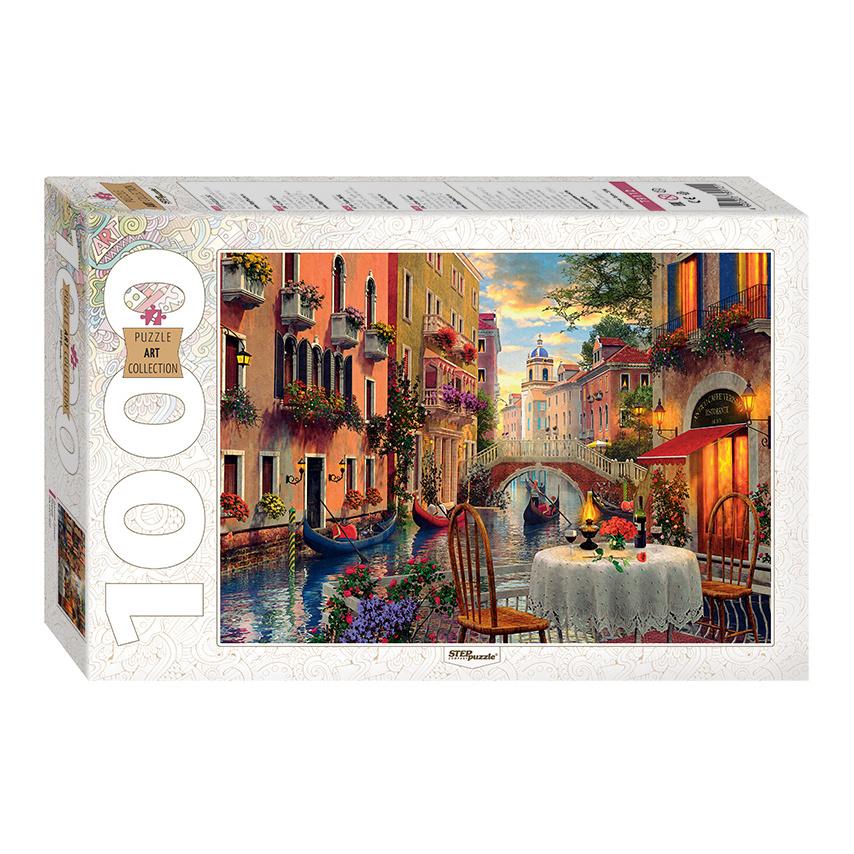 Пазл Step Puzzle Доминик Дэвисон Венеция 1000 деталей