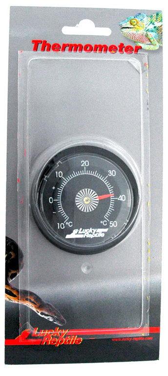 Термометр для террариумов Lucky Reptile пластиковый, механический