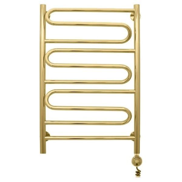 Электрический полотенцесушитель Сунержа Элегия 800x500 ПТЭН (золото)