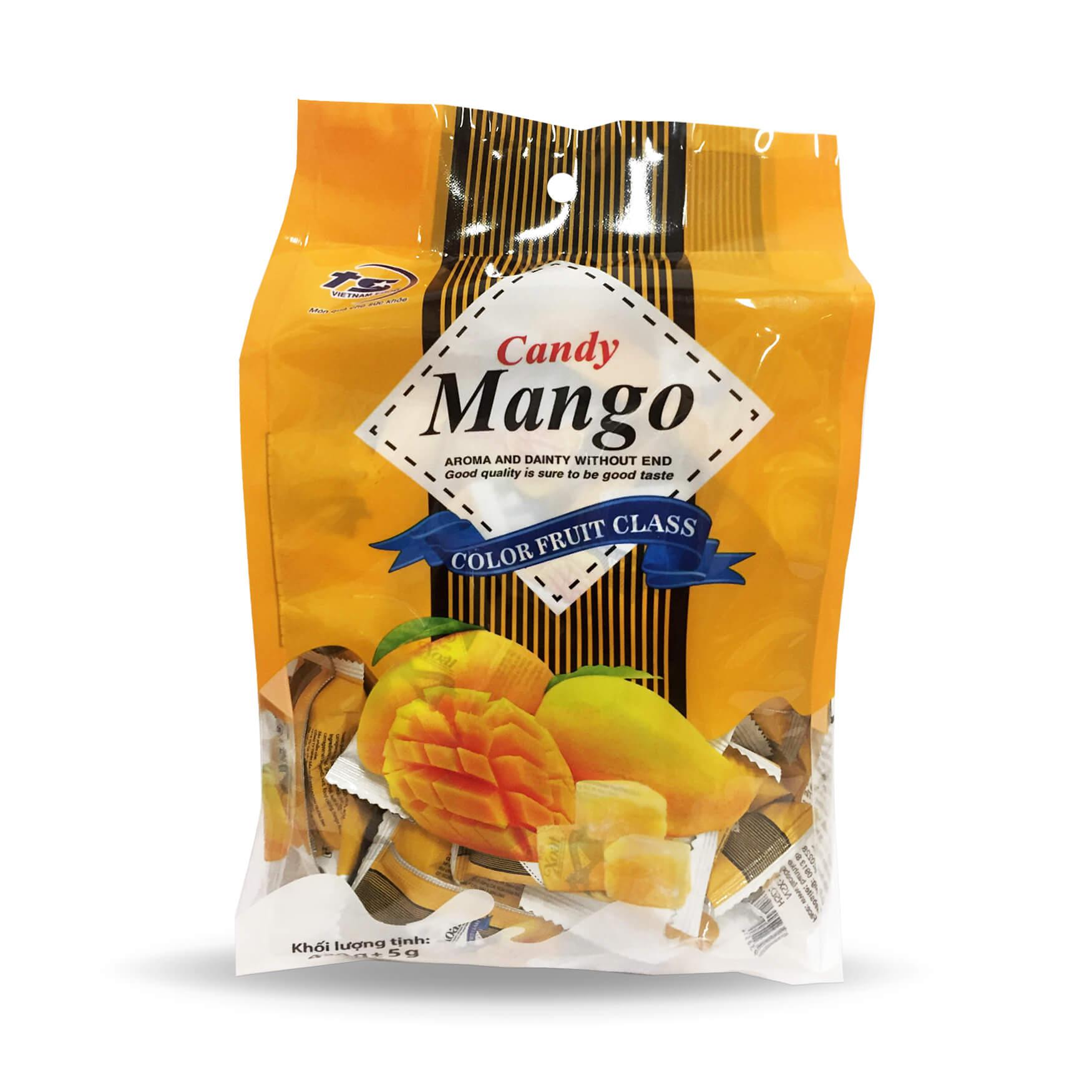 Конфеты желейные TS Food со вкусом манго 450 г фото