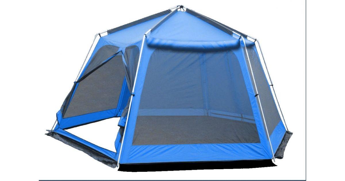 """Палатка Sol """"Mosquito blue"""""""
