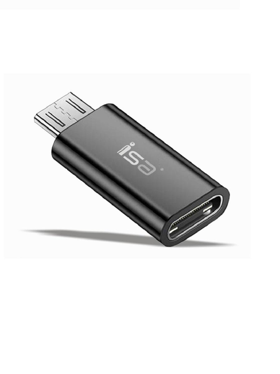 Переходник  ISA USB Type C на Micro USB P-08