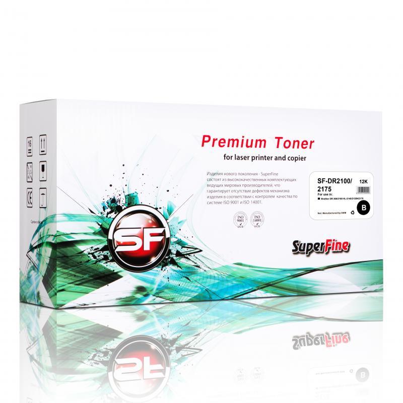 Картридж для лазерного принтера SuperFine SF DR2100/2175