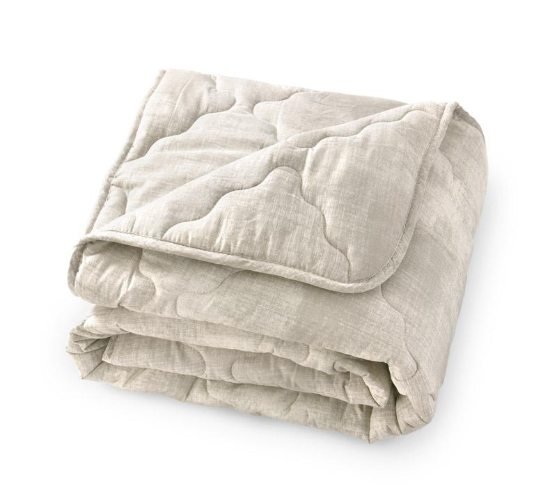 Одеяло Бамбуковое 1.5 спальное стеганое (бамбук, хлопок