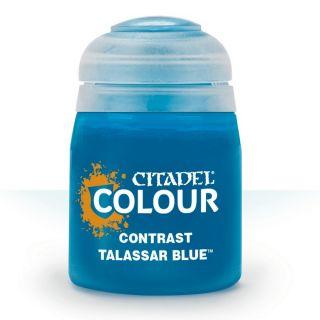 Купить Контрастная краска Games Workshop talassar blue 29-39,
