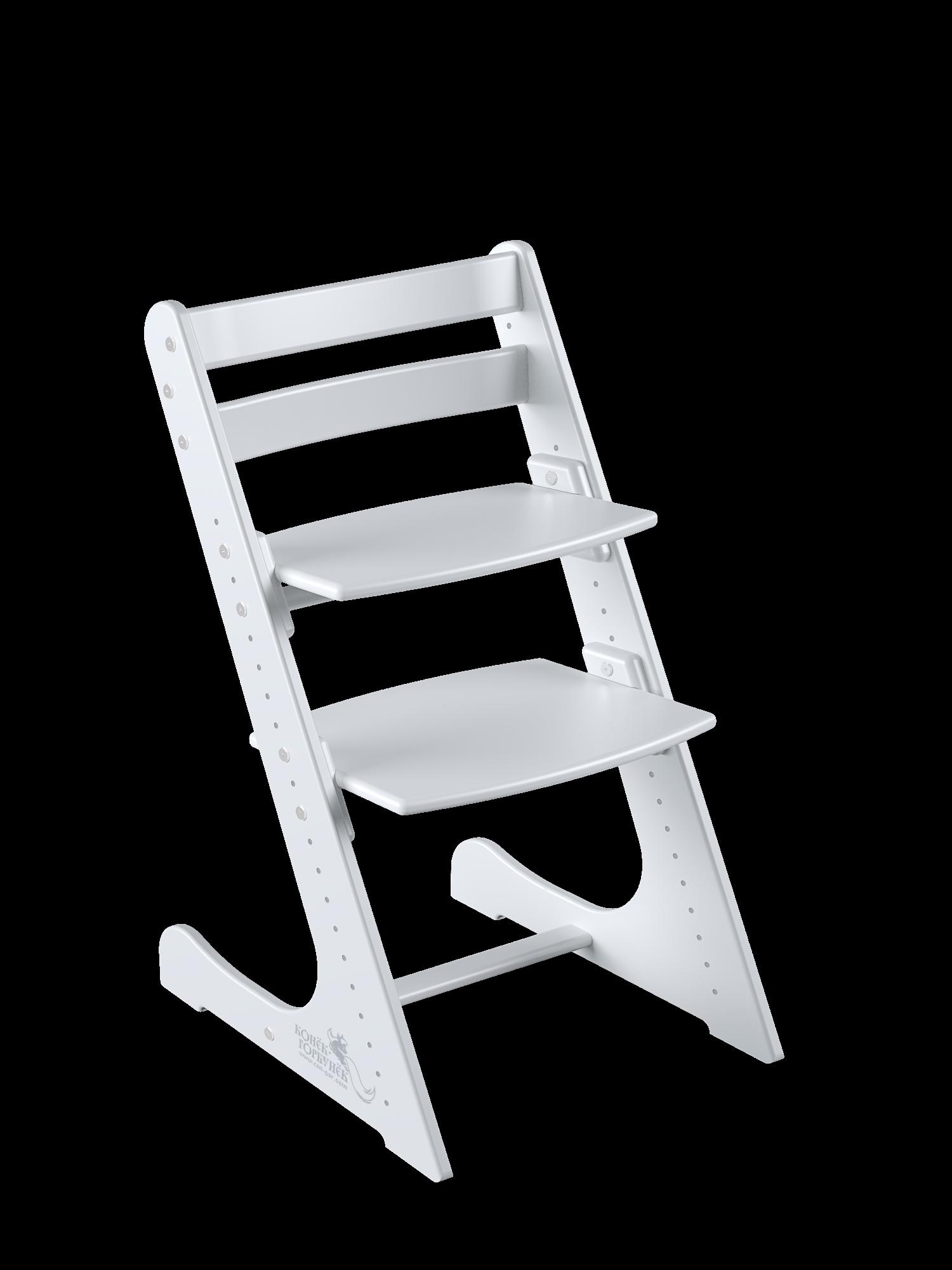 Купить Детский растущий стул Конёк Горбунёк Комфорт (Белый), Детский растущий стул Конёк Горбунёк Комфорт Белый, Конек Горбунек,