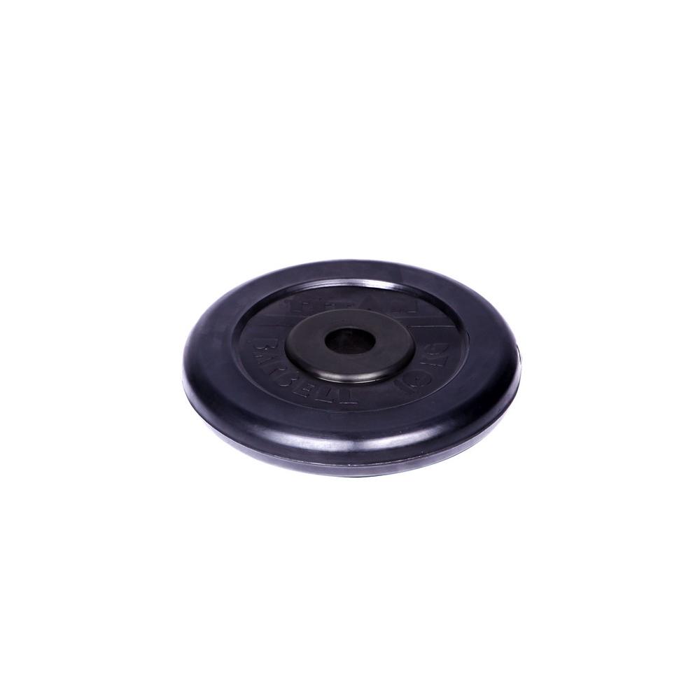 Титан d 51 мм черный 10,0 кг