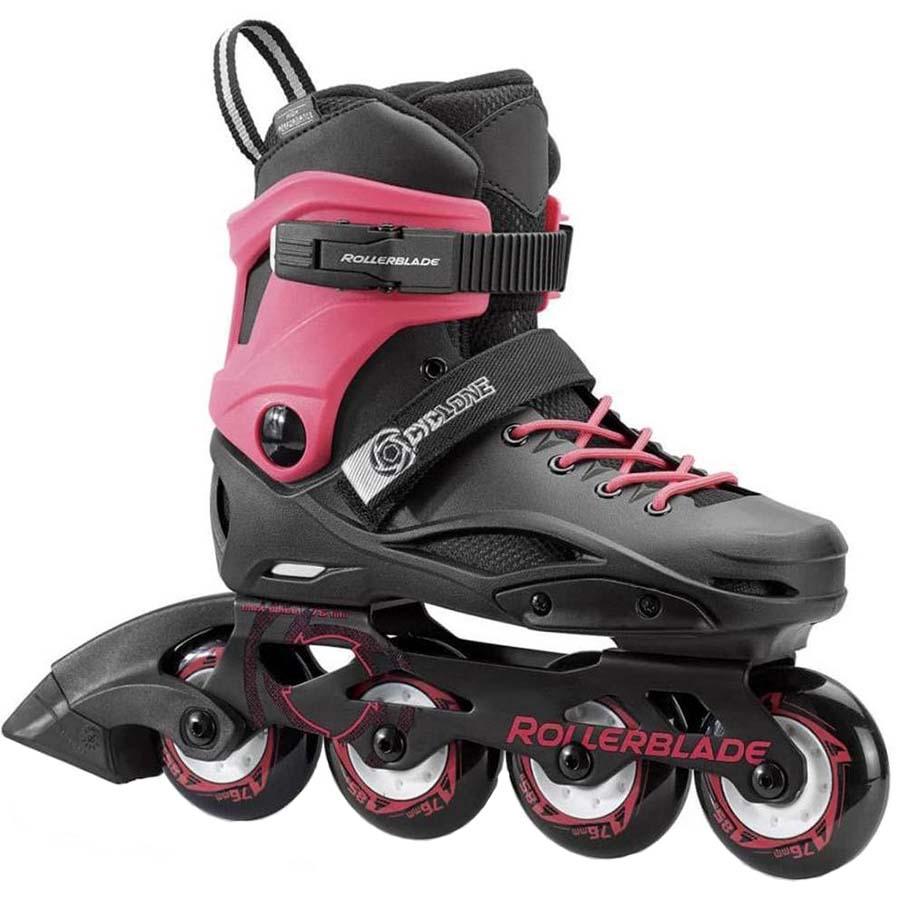 Роликовые коньки Rollerblade 2019 Cyclone G Black/Pink,