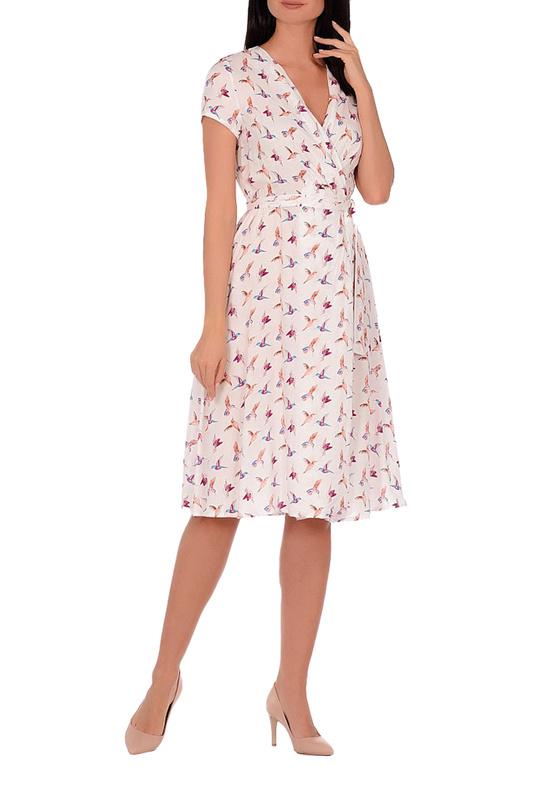 Платье женское Alina Assi 11-503-265-WHITEBIRDS белое M-162177, 11-503-265
