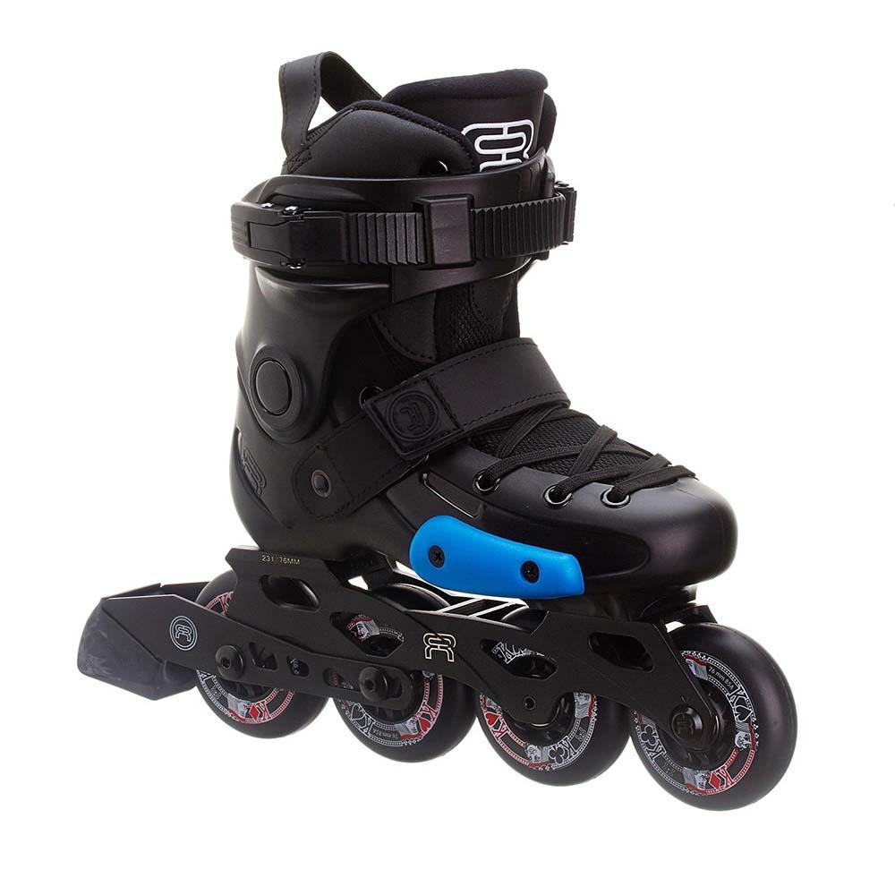 Роликовые коньки Fr Skates 2020 Fr J Black, р. 37-39