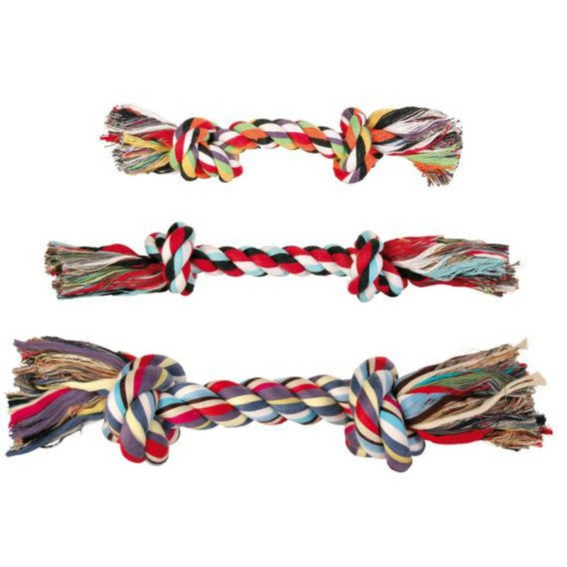 Веревка Trixie для собак с узлом