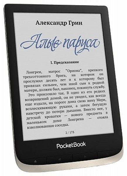 Электронная книга PocketBook 633 Black
