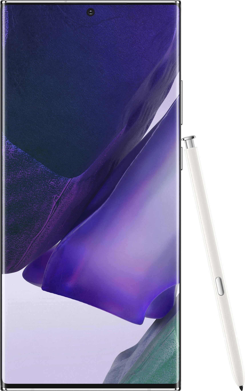 Смартфон Samsung Galaxy Note 20 Ultra 8/256GB White (SM-N985F/DS) Galaxy Note 20 Ultra White (SM-N985F/DS)
