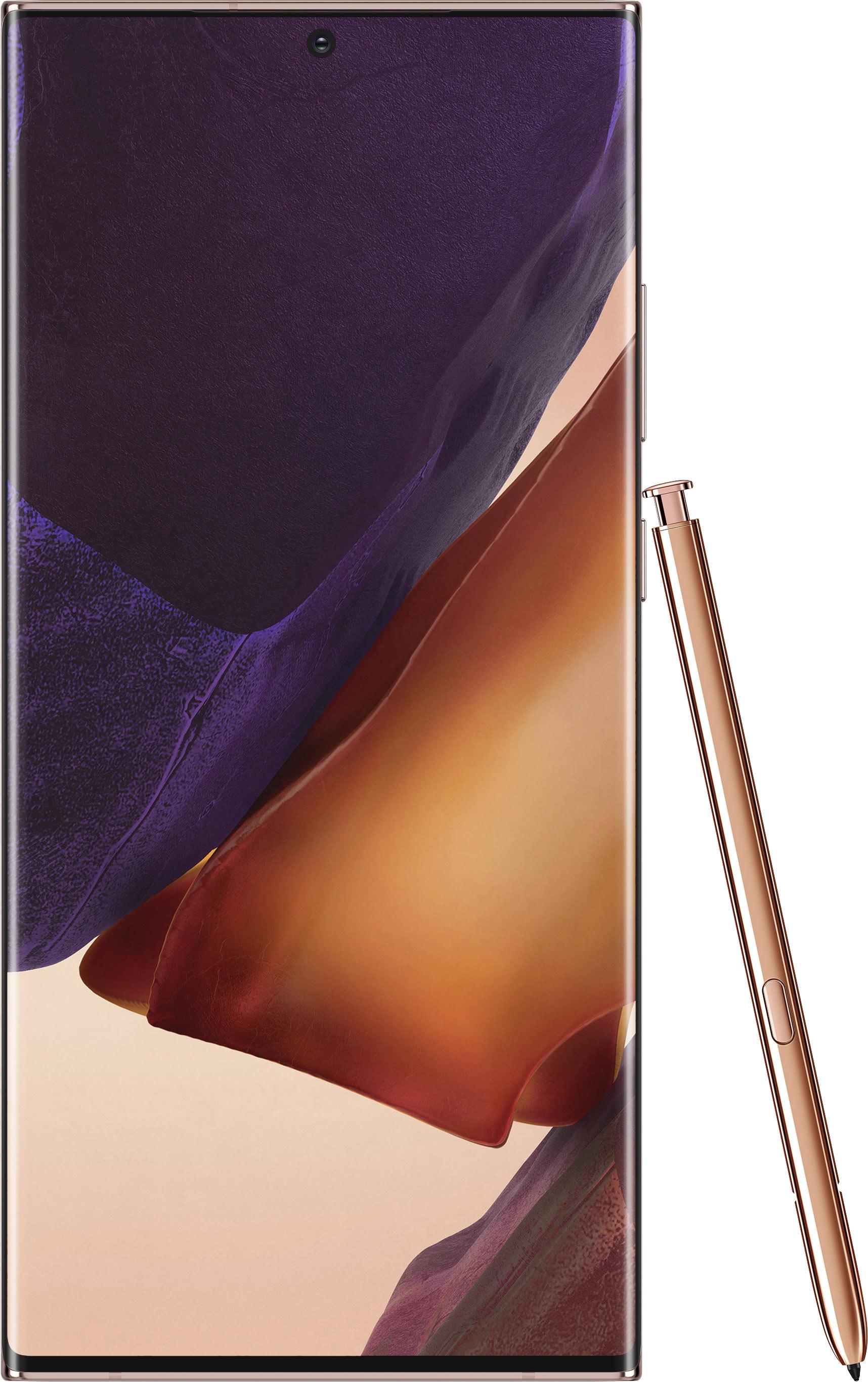 Смартфон Samsung Galaxy Note 20 Ultra 8/256GB Bronze (SM-N985F/DS) Galaxy Note 20 Ultra Bronze (SM-N985F/DS)
