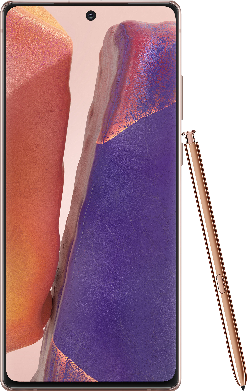 Смартфон Samsung Galaxy Note 20 8/256GB Bronze (SM-N980F/DS) Galaxy Note 20 Bronze (SM-N980F/DS)