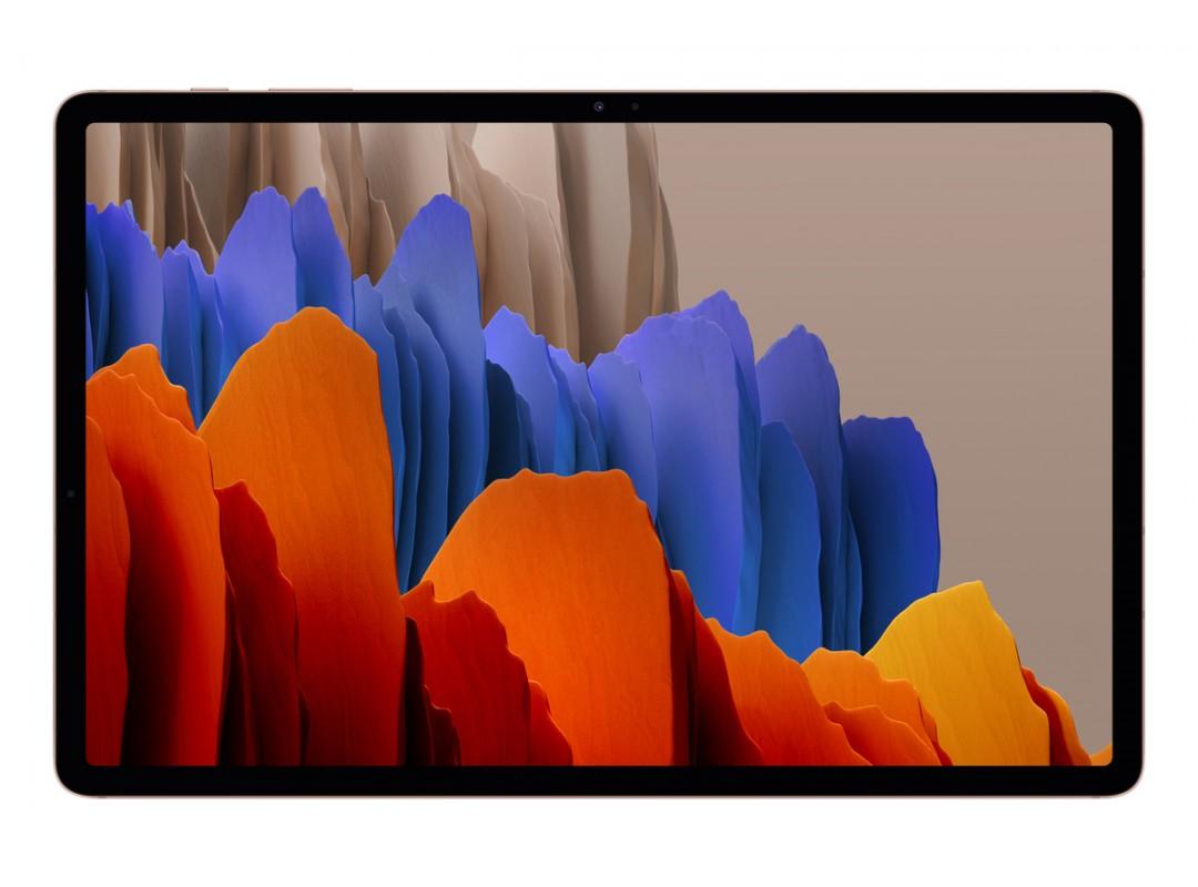 Планшет Samsung Galaxy Tab S7+ бронза