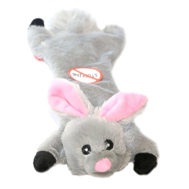 Nems игрушка для собак кролик с пищалками