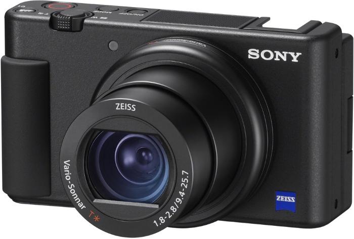 Видеокамера экшн Sony ZV-1 KIT1 ZV-1 + аксессуары