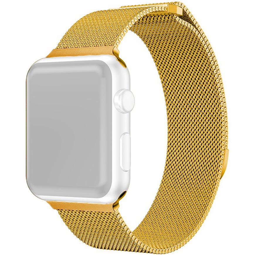 Ремешок InnoZone для Apple Watch 1/2/3/4/5 metall