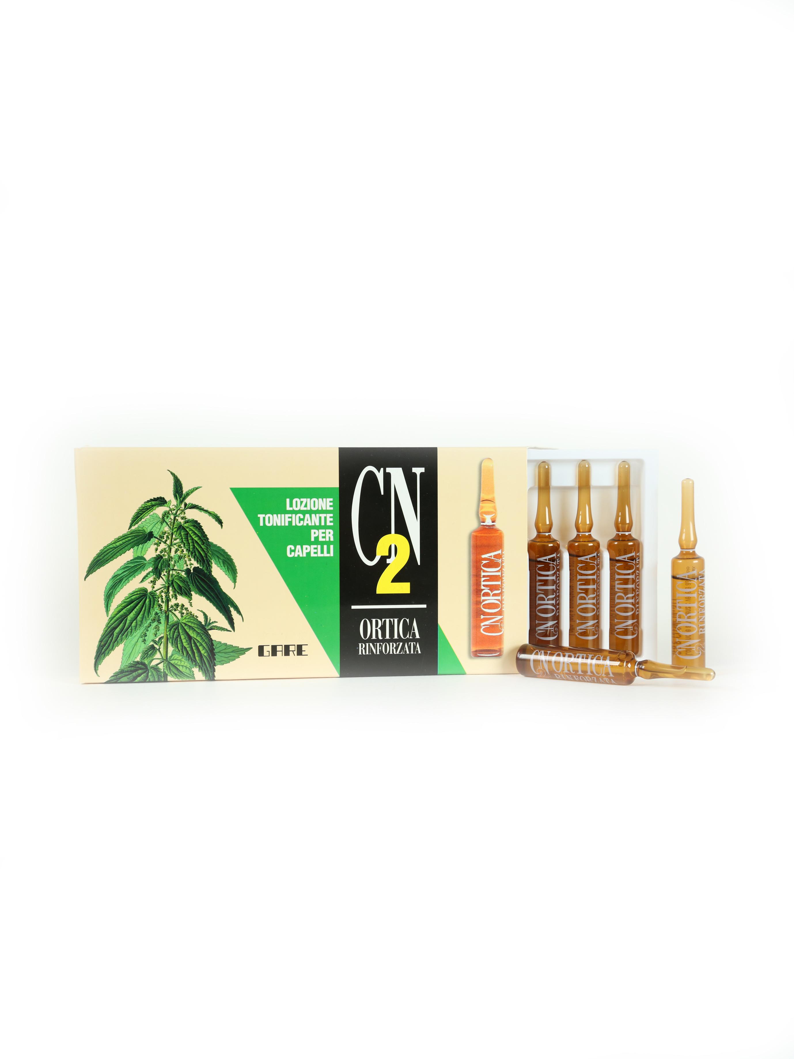 Тонизирующий лосьон в ампулах для волос DRNA