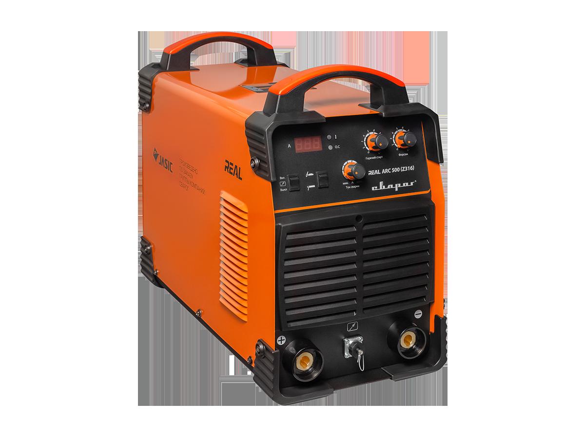 Сварочный инвертор REAL ARC 500 (Z316)