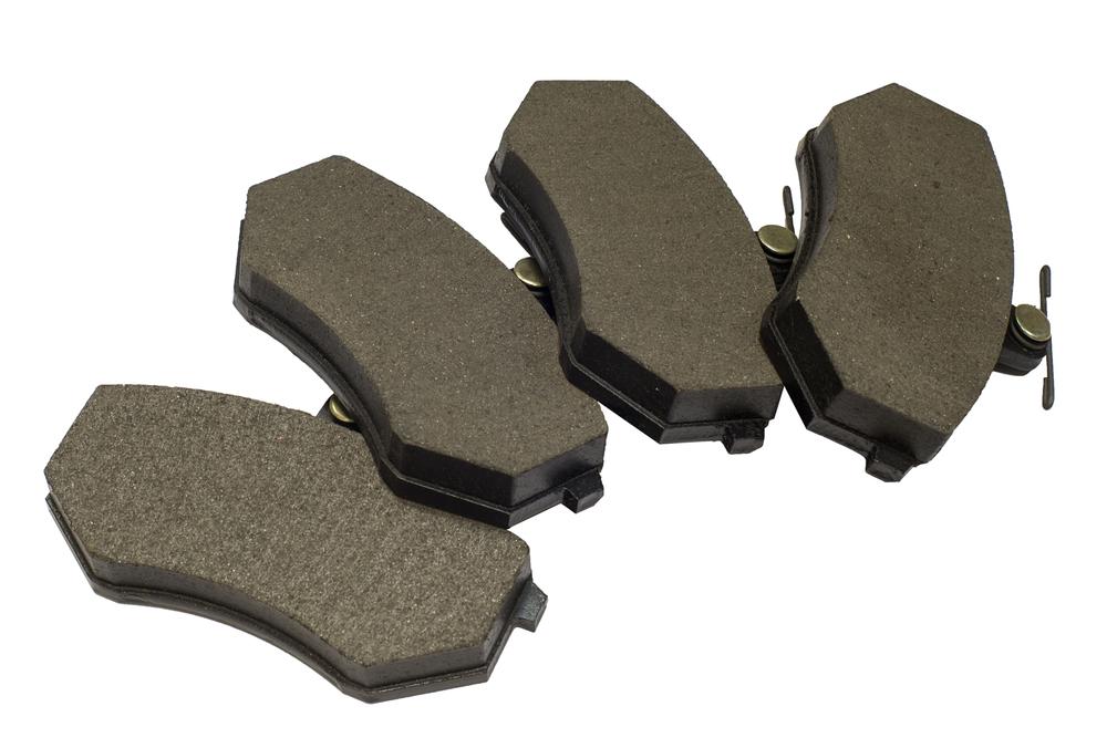 Колодки дисковые передние peugeot 307, citroen xsara 1.6-2.0hdi 00 CKPU36