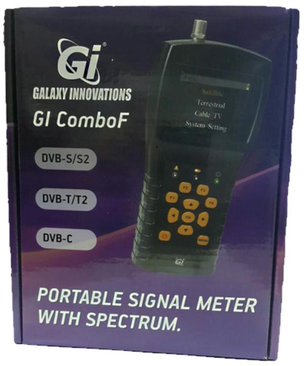Измеритель телевизионного сигнала Galaxy Innovations GI ComboF