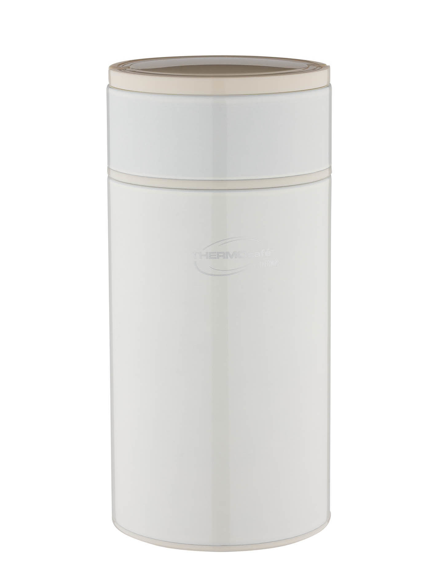 Фото - Термос Thermos ThermoCafe Arctic-1000FJ, белый, 1 л Arctic Food Jar-1000FJ