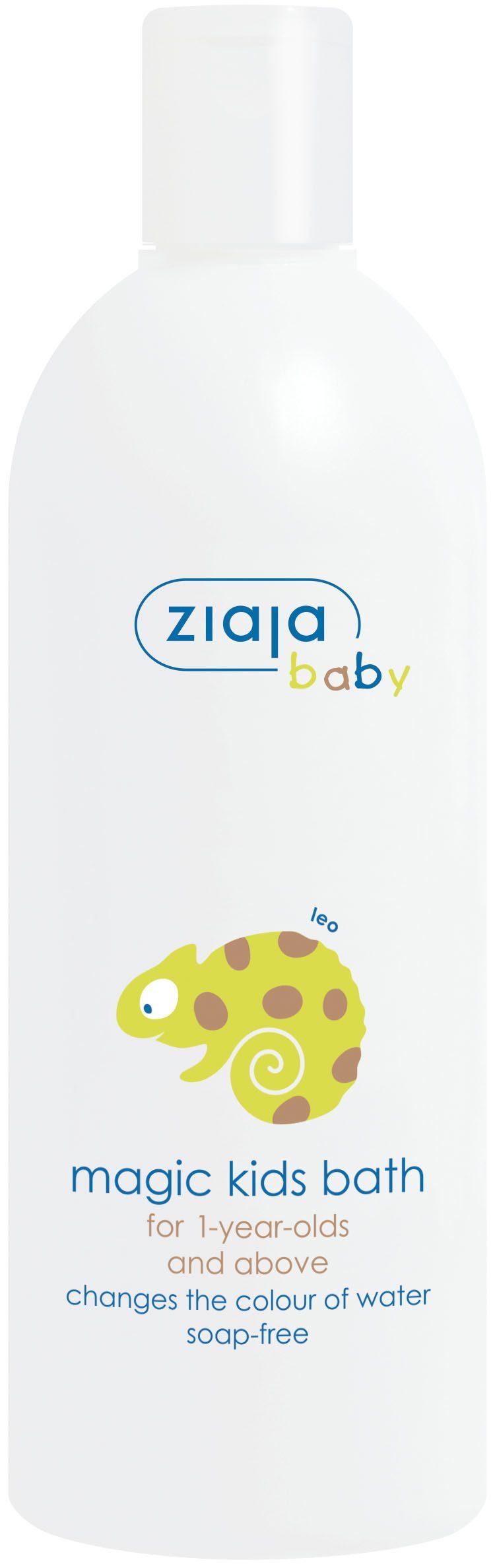 Ziaja Волшебная пена для ванны для детей