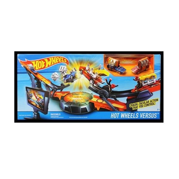 Купить Автотрек Mattel Hot Wheels Трасса Супер гравитация,